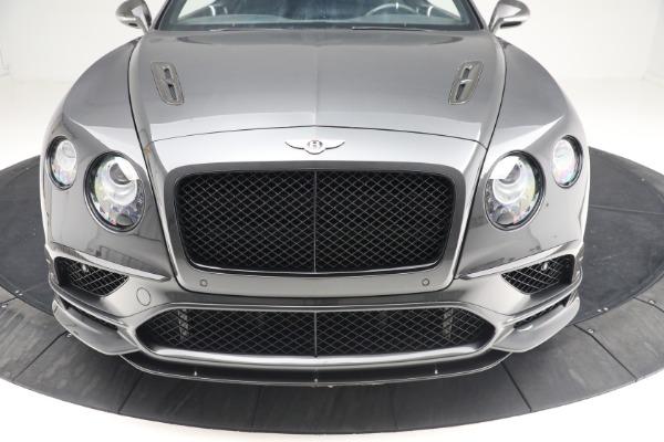 Used 2017 Bentley Continental GT Supersports for sale $189,900 at Alfa Romeo of Westport in Westport CT 06880 13