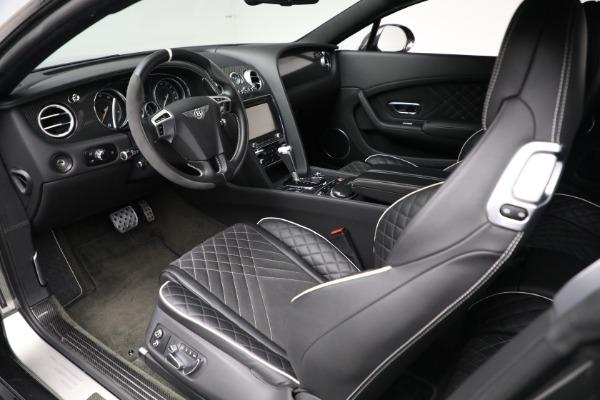 Used 2017 Bentley Continental GT Supersports for sale $189,900 at Alfa Romeo of Westport in Westport CT 06880 17