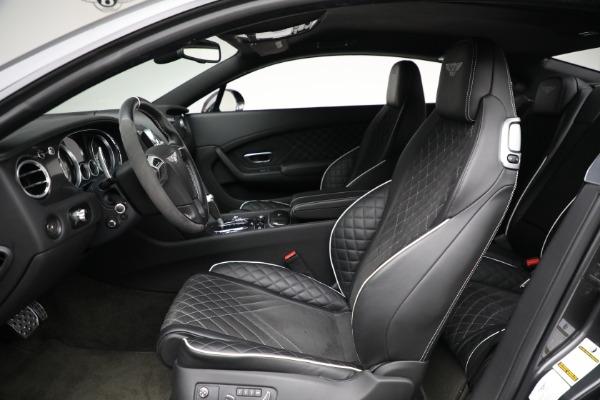 Used 2017 Bentley Continental GT Supersports for sale $189,900 at Alfa Romeo of Westport in Westport CT 06880 18