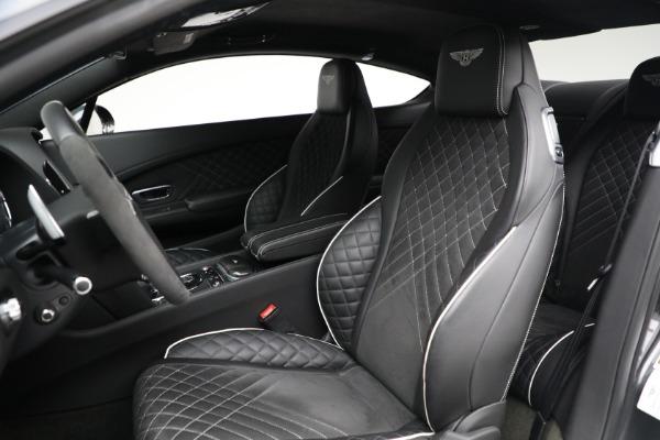 Used 2017 Bentley Continental GT Supersports for sale $189,900 at Alfa Romeo of Westport in Westport CT 06880 19