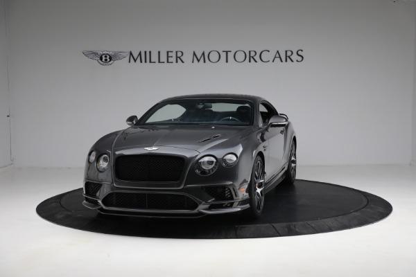 Used 2017 Bentley Continental GT Supersports for sale $189,900 at Alfa Romeo of Westport in Westport CT 06880 2