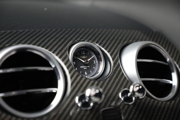 Used 2017 Bentley Continental GT Supersports for sale $189,900 at Alfa Romeo of Westport in Westport CT 06880 21