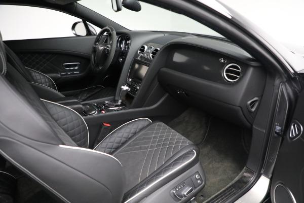 Used 2017 Bentley Continental GT Supersports for sale $189,900 at Alfa Romeo of Westport in Westport CT 06880 22
