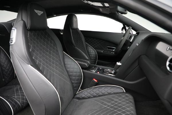 Used 2017 Bentley Continental GT Supersports for sale $189,900 at Alfa Romeo of Westport in Westport CT 06880 24
