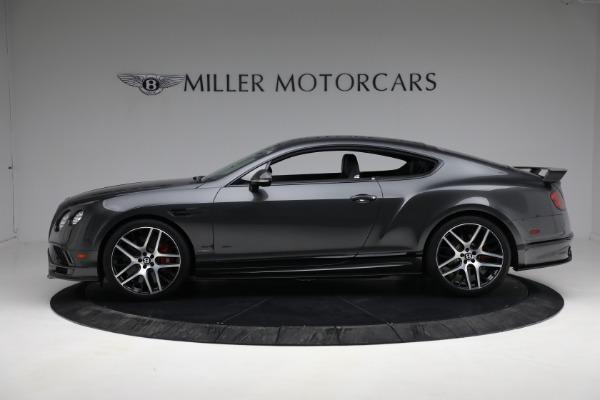 Used 2017 Bentley Continental GT Supersports for sale $189,900 at Alfa Romeo of Westport in Westport CT 06880 3