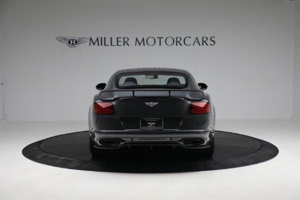 Used 2017 Bentley Continental GT Supersports for sale $189,900 at Alfa Romeo of Westport in Westport CT 06880 6