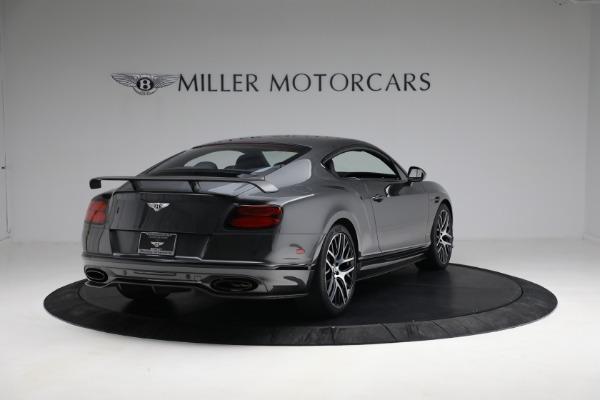 Used 2017 Bentley Continental GT Supersports for sale $189,900 at Alfa Romeo of Westport in Westport CT 06880 7
