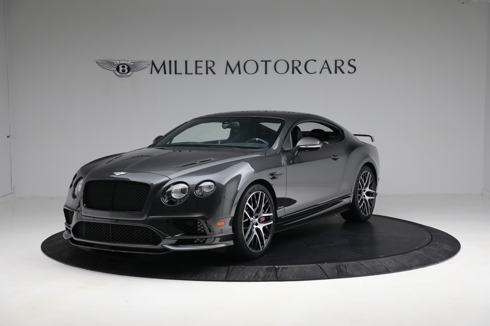 Used 2017 Bentley Continental GT Supersports for sale $189,900 at Alfa Romeo of Westport in Westport CT 06880 1