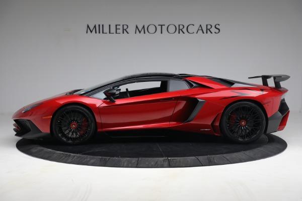 Used 2017 Lamborghini Aventador LP 750-4 SV for sale $599,900 at Alfa Romeo of Westport in Westport CT 06880 11