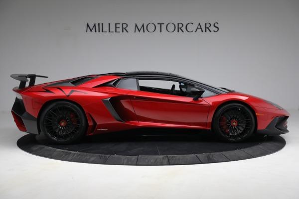 Used 2017 Lamborghini Aventador LP 750-4 SV for sale $599,900 at Alfa Romeo of Westport in Westport CT 06880 12