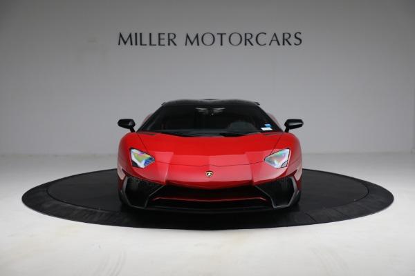 Used 2017 Lamborghini Aventador LP 750-4 SV for sale $599,900 at Alfa Romeo of Westport in Westport CT 06880 17