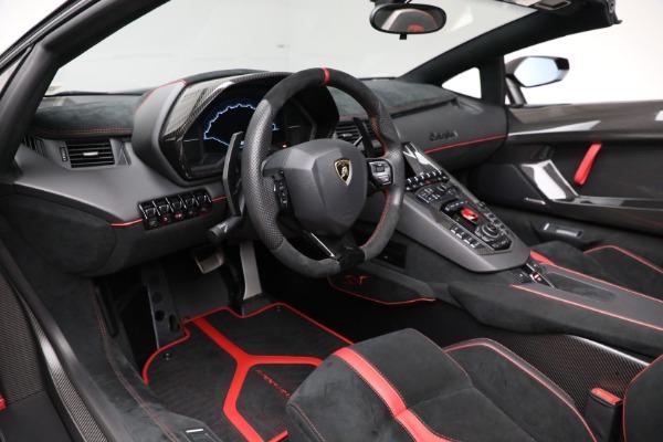 Used 2017 Lamborghini Aventador LP 750-4 SV for sale $599,900 at Alfa Romeo of Westport in Westport CT 06880 19