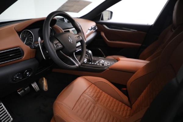 New 2021 Maserati Levante S GranSport for sale $112,899 at Alfa Romeo of Westport in Westport CT 06880 13