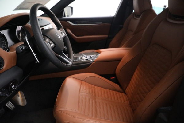 New 2021 Maserati Levante S GranSport for sale $112,899 at Alfa Romeo of Westport in Westport CT 06880 14
