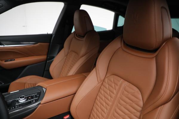 New 2021 Maserati Levante S GranSport for sale $112,899 at Alfa Romeo of Westport in Westport CT 06880 15