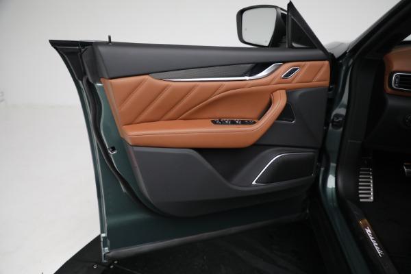 New 2021 Maserati Levante S GranSport for sale $112,899 at Alfa Romeo of Westport in Westport CT 06880 16