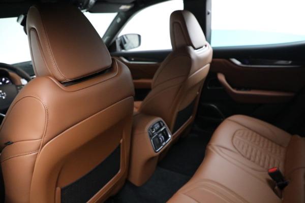 New 2021 Maserati Levante S GranSport for sale $112,899 at Alfa Romeo of Westport in Westport CT 06880 17