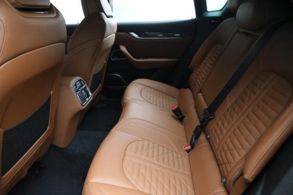 New 2021 Maserati Levante S GranSport for sale $112,899 at Alfa Romeo of Westport in Westport CT 06880 18