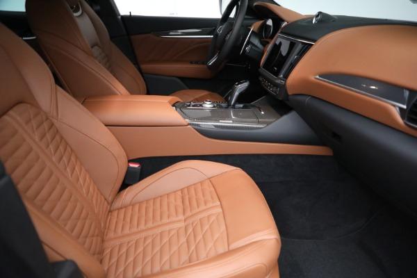 New 2021 Maserati Levante S GranSport for sale $112,899 at Alfa Romeo of Westport in Westport CT 06880 20