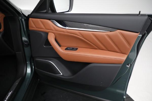New 2021 Maserati Levante S GranSport for sale $112,899 at Alfa Romeo of Westport in Westport CT 06880 21