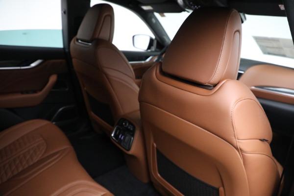 New 2021 Maserati Levante S GranSport for sale $112,899 at Alfa Romeo of Westport in Westport CT 06880 22
