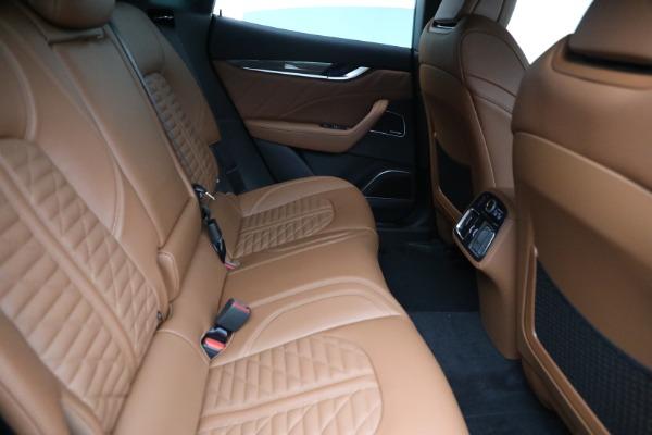 New 2021 Maserati Levante S GranSport for sale $112,899 at Alfa Romeo of Westport in Westport CT 06880 23