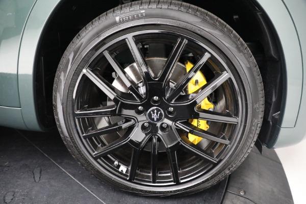 New 2021 Maserati Levante S GranSport for sale $112,899 at Alfa Romeo of Westport in Westport CT 06880 25