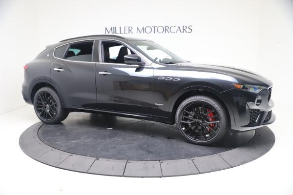 New 2021 Maserati Levante S GranSport for sale $105,799 at Alfa Romeo of Westport in Westport CT 06880 10