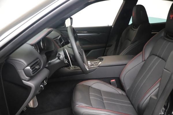 New 2021 Maserati Levante S GranSport for sale $105,799 at Alfa Romeo of Westport in Westport CT 06880 13