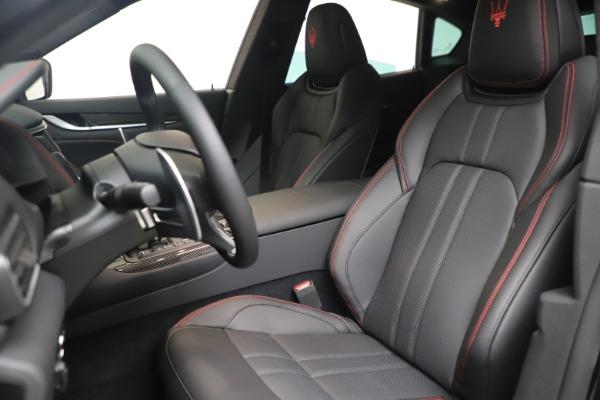 New 2021 Maserati Levante S GranSport for sale $105,799 at Alfa Romeo of Westport in Westport CT 06880 14
