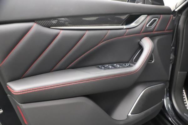 New 2021 Maserati Levante S GranSport for sale $105,799 at Alfa Romeo of Westport in Westport CT 06880 15