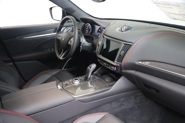 New 2021 Maserati Levante S GranSport for sale $105,799 at Alfa Romeo of Westport in Westport CT 06880 17