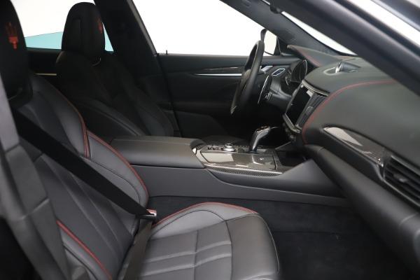 New 2021 Maserati Levante S GranSport for sale $105,799 at Alfa Romeo of Westport in Westport CT 06880 18