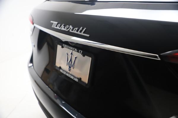 New 2021 Maserati Levante S GranSport for sale $105,799 at Alfa Romeo of Westport in Westport CT 06880 22