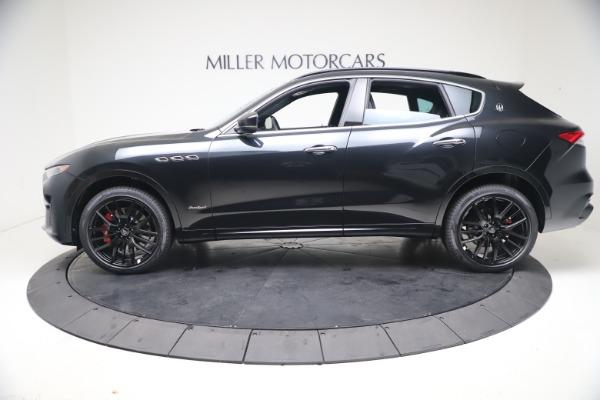 New 2021 Maserati Levante S GranSport for sale $105,799 at Alfa Romeo of Westport in Westport CT 06880 3