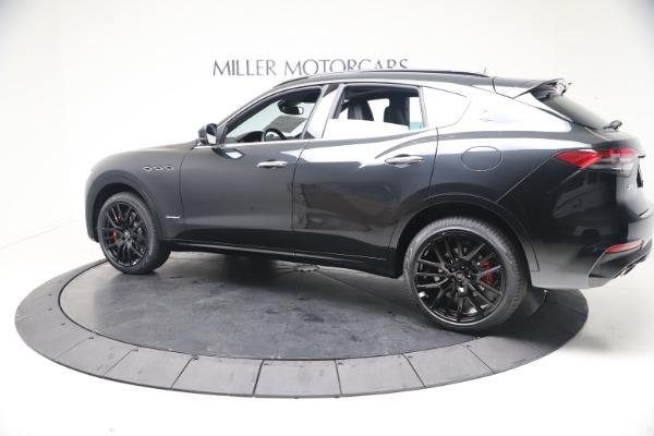 New 2021 Maserati Levante S GranSport for sale $105,799 at Alfa Romeo of Westport in Westport CT 06880 4