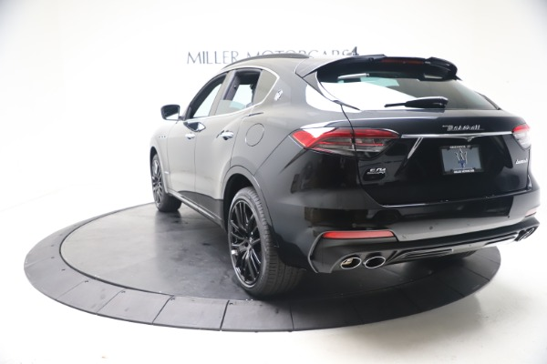 New 2021 Maserati Levante S GranSport for sale $105,799 at Alfa Romeo of Westport in Westport CT 06880 5