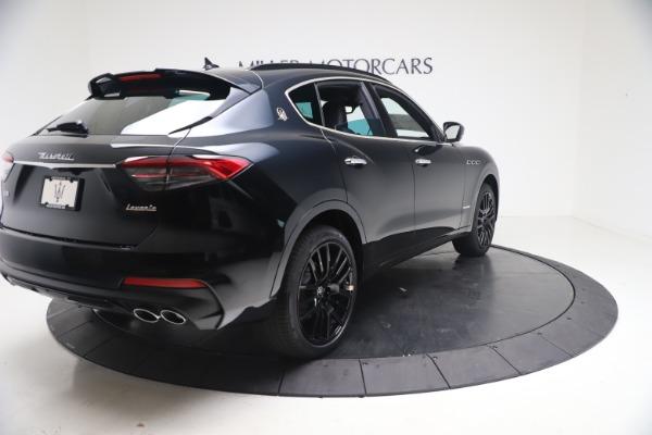 New 2021 Maserati Levante S GranSport for sale $105,799 at Alfa Romeo of Westport in Westport CT 06880 7