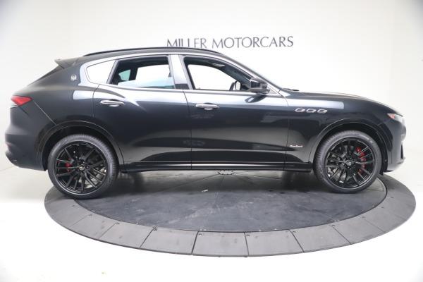 New 2021 Maserati Levante S GranSport for sale $105,799 at Alfa Romeo of Westport in Westport CT 06880 9