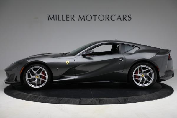 Used 2018 Ferrari 812 Superfast for sale Call for price at Alfa Romeo of Westport in Westport CT 06880 3