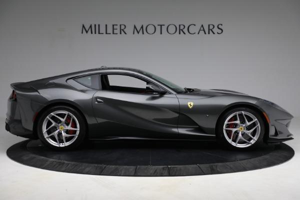 Used 2018 Ferrari 812 Superfast for sale Call for price at Alfa Romeo of Westport in Westport CT 06880 9