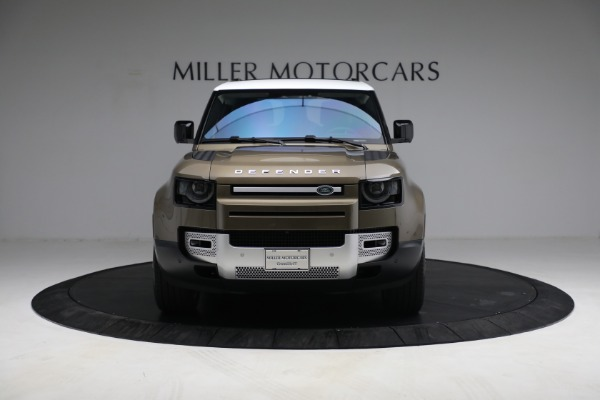 Used 2021 Land Rover Defender 90 First Edition for sale Sold at Alfa Romeo of Westport in Westport CT 06880 12