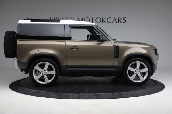 Used 2021 Land Rover Defender 90 First Edition for sale Sold at Alfa Romeo of Westport in Westport CT 06880 14