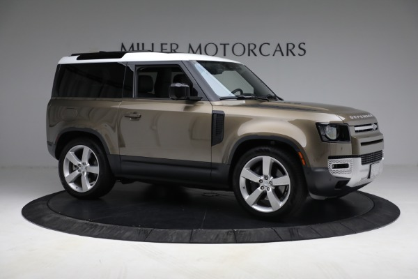 Used 2021 Land Rover Defender 90 First Edition for sale Sold at Alfa Romeo of Westport in Westport CT 06880 15