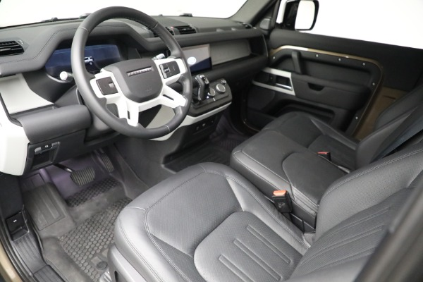 Used 2021 Land Rover Defender 90 First Edition for sale Sold at Alfa Romeo of Westport in Westport CT 06880 17