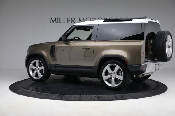 Used 2021 Land Rover Defender 90 First Edition for sale Sold at Alfa Romeo of Westport in Westport CT 06880 4