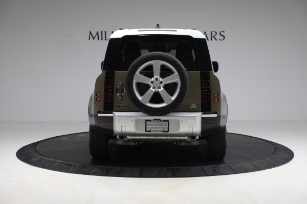 Used 2021 Land Rover Defender 90 First Edition for sale Sold at Alfa Romeo of Westport in Westport CT 06880 6