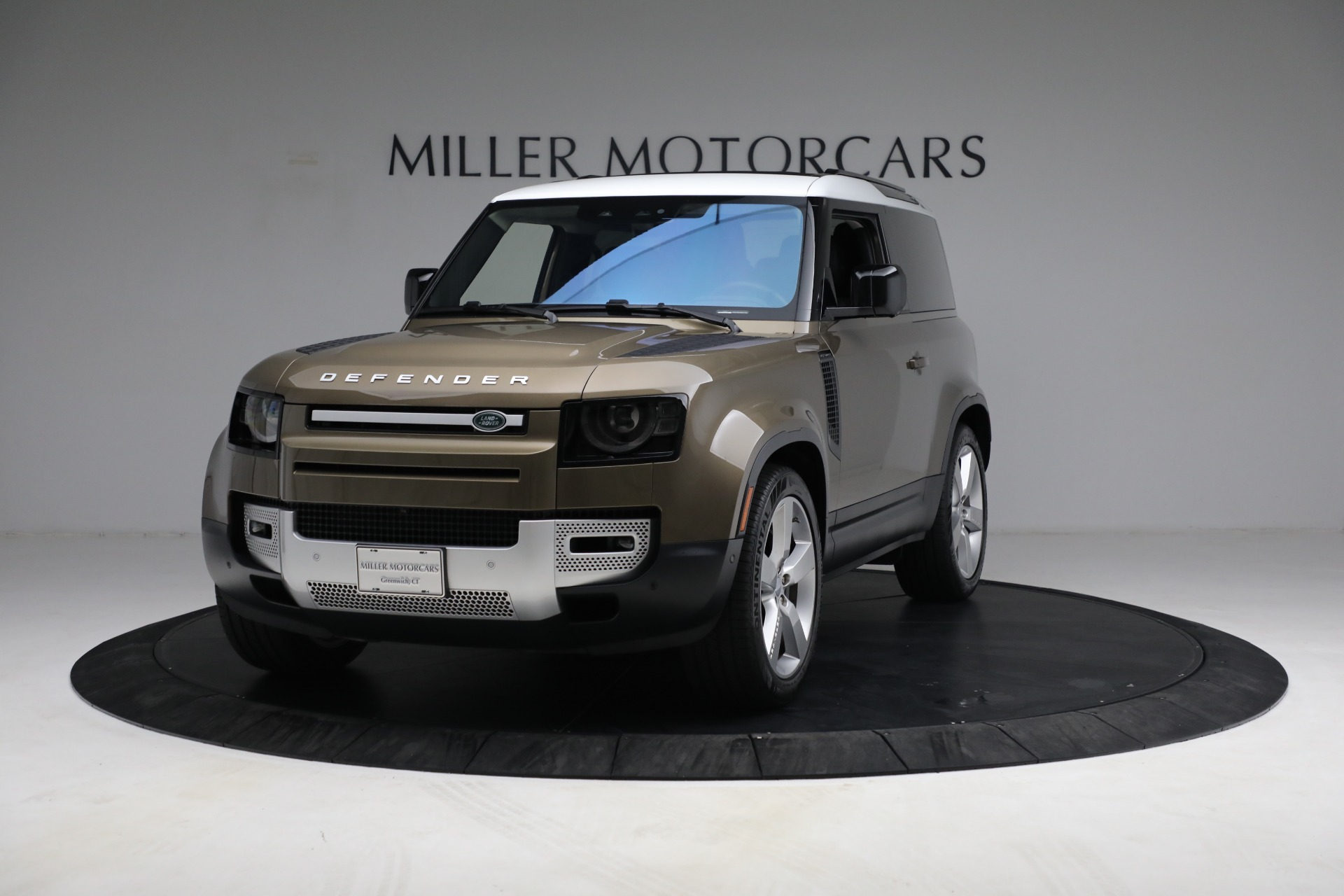 Used 2021 Land Rover Defender 90 First Edition for sale Sold at Alfa Romeo of Westport in Westport CT 06880 1