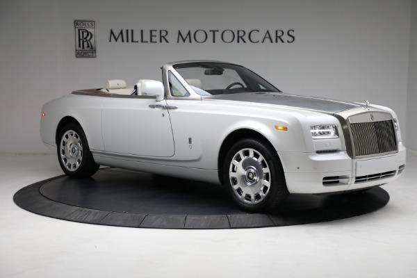 Used 2017 Rolls-Royce Phantom Drophead Coupe for sale $379,900 at Alfa Romeo of Westport in Westport CT 06880 8