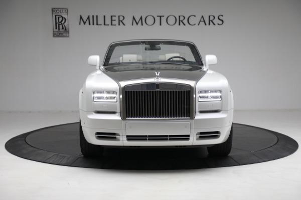 Used 2017 Rolls-Royce Phantom Drophead Coupe for sale $379,900 at Alfa Romeo of Westport in Westport CT 06880 9